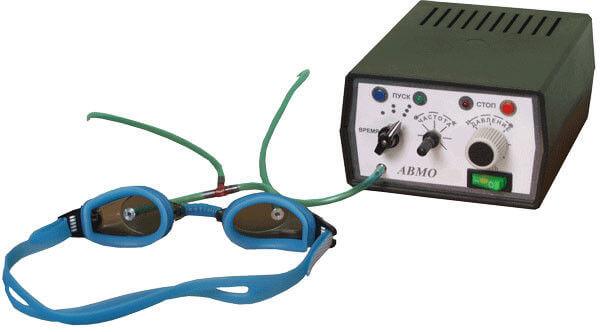 Апарат вакуумного масажу офтальмологічний АВМО-2М